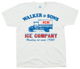 Walker Ice T-shirts