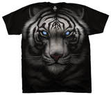 Majestic White Tiger T-shirts