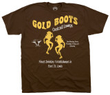 Gold Boots Lounge T-Shirt