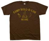 Roll A Log Shirts