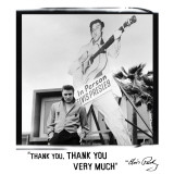 Elvis: Thank You Giclee Print