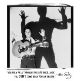 Elvis: Encore Giclee Print