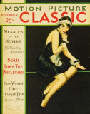 Lila Lee - MotionPictureClassicMagazineCover1920's Masterprint