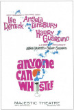 Anyone Can Whistle - Broadway Poster , 1964 Masterprint