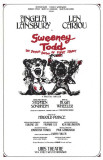 Sweeney Todd - Broadway Poster Masterprint