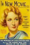 Marlene Dietrich - Screenland Magazine Cover 1930's Masterprint