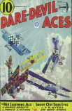 Dare-Devil Aces - Pulp Poster, 1932 Masterprint
