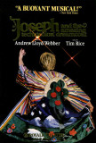 Joseph and the Amazing Technicolor Dreamcoat - Broadway Poster , 1982 Masterprint