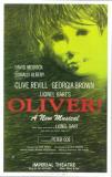 Oliver! - Broadway Poster , 1963 Masterprint