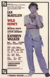 Wild Honey - Broadway Poster Lmina maestra