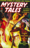 Mystery Tales - Pulp Poster, 1939 Masterprint