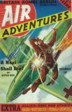 Air Adventures - Pulp Poster, 1939 Masterprint
