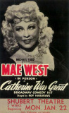 Catherine Was Great - Broadway Poster , 1944 Masterprint