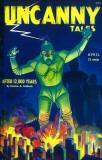 Uncanny Tales - Pulp Poster, 1942 Masterprint