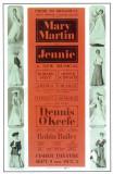 Jennie - Broadway Poster , 1963 Mestertrykk
