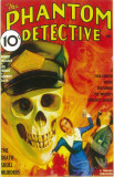 Phantom Detective, The - Pulp Poster, 1936 Masterprint