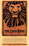 The Lion King The Broadway Musical - Broadway Poster - Masterprint