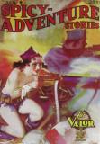 Spicy Adventure Stories - Pulp Poster, 1937 Masterprint
