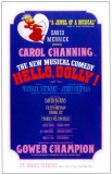 Hello Dolly - Broadway Poster , 1964 Masterprint