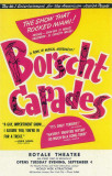 Borscht Capades - Broadway Poster , 1951 Masterprint