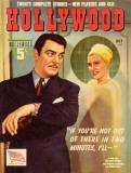 Barbara Stanwyck - Hollywood Magazine Cover 1930's Masterprint