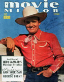 Gene Autry - Movie Mirror Magazine Cover 1930's Masterprint