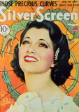 Kay Francis - Silver Screen Magazine Cover 1930's Masterprint