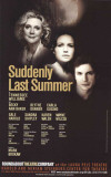 Suddenly Last Summer - Broadway Poster Lmina maestra