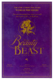 Beauty and The Beast - Broadway Poster , 1994 Masterprint