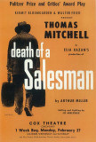 Death Of A Salesman - Broadway Poster , 1949 Ensivedos