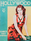 Barbara Stanwyck - Hollywood Magazine Cover 1940's Masterprint
