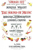 Sound Of Music, The - Broadway Poster , 1959 Masterprint