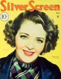 Ruby Keeler - Modern Screen Magazine Cover 1930's Masterprint