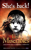 Les Miserables - Broadway Poster Masterprint