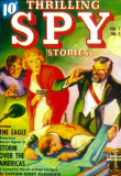 Thrilling Spy Stories - Pulp Poster, 1939 Masterprint