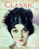 Olive Borden - Motion Picture Classic Magazine Cover 1920's Masterprint