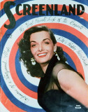 Jane Russell - ScreenlandMagazineCover1930&#39;s Masterprint