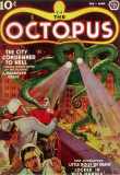 Octopus, The - Pulp Poster, 1939 Masterprint