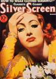 Joan Crawford - Silver Screen Magazine Cover 1930's Masterprint