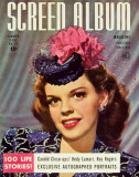 Judy Garland - ScreenAlbumMagazineCover1950's Masterprint