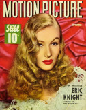 Lake, Veronica - MotionPictureMagazineCover1930's Photo