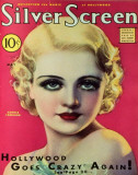 Carole Lombard - Silver Screen Magazine Cover 1940's Masterprint