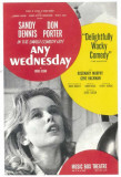 Any Wednesday - Broadway Poster , 1964 Masterprint