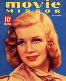 Ginger Rogers - Movie Mirror Magazine Cover 1930's Masterprint