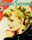 Greta Garbo - SilverScreenMagazineCover1940's Masterprint