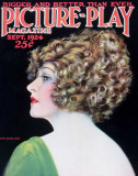 Anna Q. Nilsson - Picture-Play Magazine Cover 1920's Masterprint