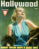 Carole Lombard - HollywoodMagazineCover1940&#39;s Masterprint