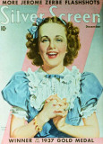 Deanna Durbin - Silver Screen Magazine Cover 1930's Masterprint