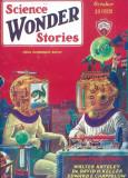 Science Wonder Stories - Pulp Poster, 1930 Masterprint