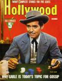 Clark Gable - Hollywood Magazine Cover 1930's Masterprint